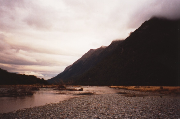 milford track riviere du loup